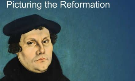 Trinity church advent lecture – Picturing the Reformation