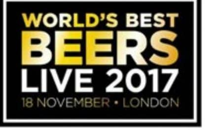 Fancy a good pint – go to World's Best Beers Live