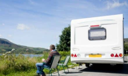 Curfews for caravan parks gets poll boost