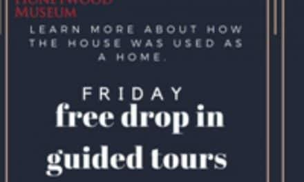 Honeywood launches free drop in guided talks for November and December