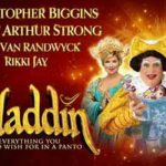 Biggins to star in panto alongside Count Arthur Strong