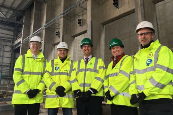 Viridor donates to Merton Mencap after safety milestone