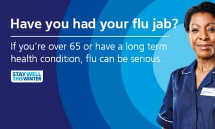 Are you at risk of the flu?  Protect yourself and your family – get a free flu jab