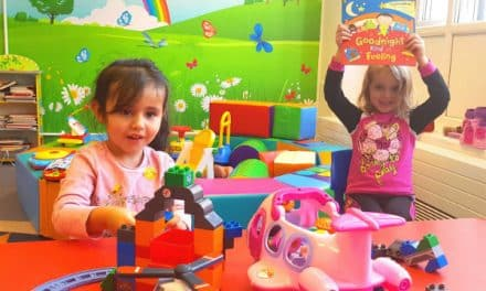 Help brighten the day of a young patient with the St Helier toy appeal