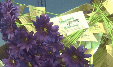 Sutton Council and partners support national Blooming Strong campaign