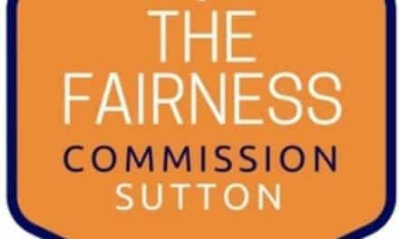 Come along and here about Sutton Fairness commission