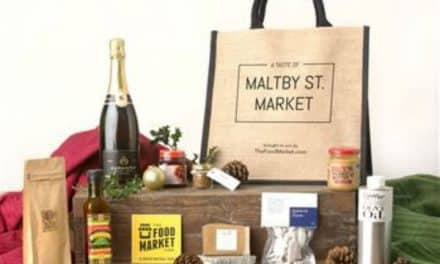 Popular street market offers great Christmas gift sets