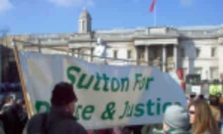 Sutton group to hold Palestine public meeting