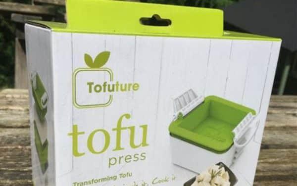 No More Bland Tofu – New Tofu Press Launched – Tofuture