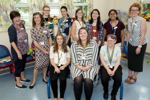 Hear hear – new audiology department opens at St Helier
