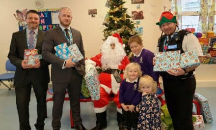 Christmas toy appeal brings miles of smiles to children in hospital