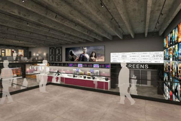 Sutton's Empire announces date for re-opening of brand new cinema