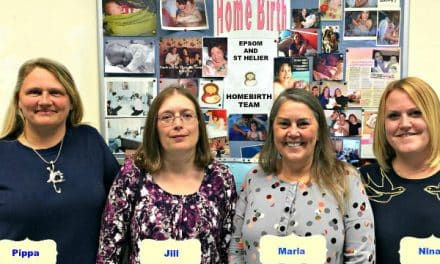 Home birth team established by St Helier Hospital