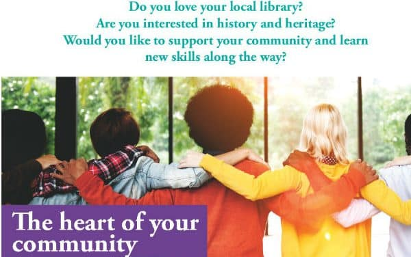 Make your year by volunteering in one of the borough's libraries or museums