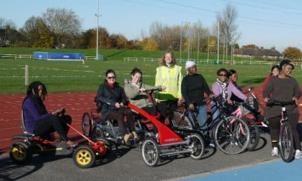 Fantastic time to start cycling – no matter what your ability!