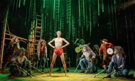 Kipling's Jungle Book swinging into theatre
