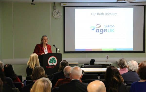 Borough's Age UK unveiled as lead partner