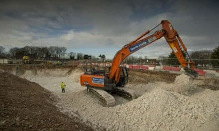 Work starts on new school as part of cancer hub