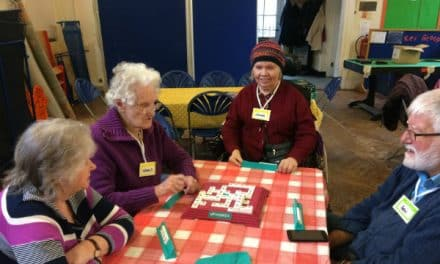 Award-winning social club tackles loneliness through board games