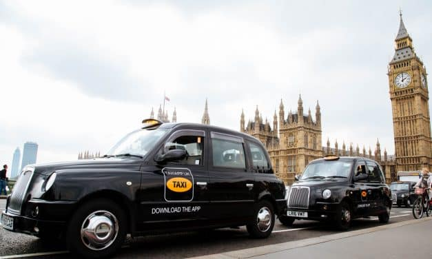 Date in a dash with the help of black cabs!