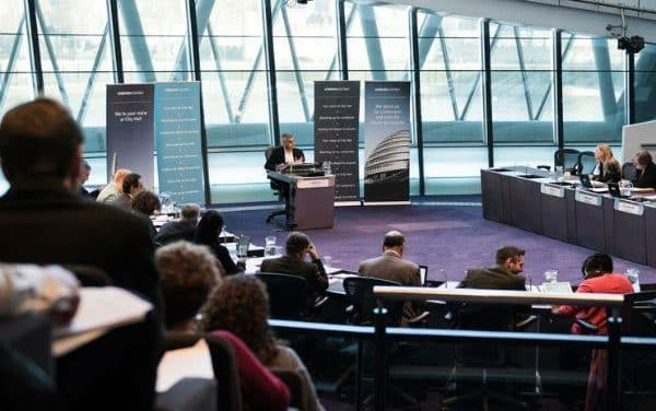 Mayor of London's £16 billion budget plans considered
