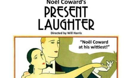 Present Laughter is SADC's latest production