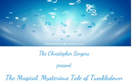 Christopher Singers tell the tale of Tumbledown