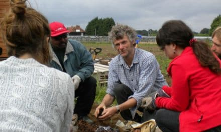 Fantastic six week food growing programme launches in April