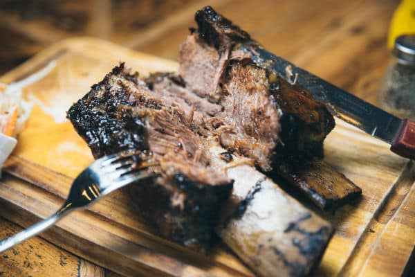 Ribs for sale for just one penny on launch day of new Chicago Rib shack