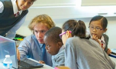 School celebrates top ten national recognition