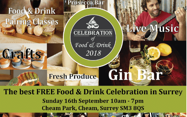Cheam Celebration of Food and Drink event date announced