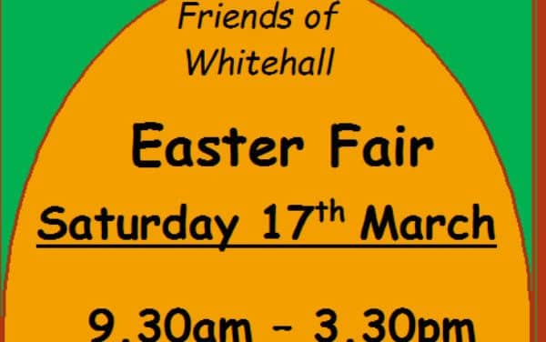 Easter Fair from Friends of Whitehall to take place on March 17