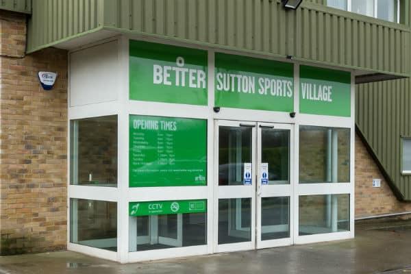 Sports village multi million pound refurbishment to include extreme trampoline park