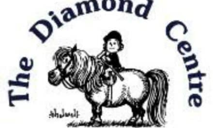 Barn dance planned by Diamond Centre