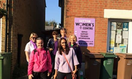 Sutton Women's Centre run by women for women in the borough